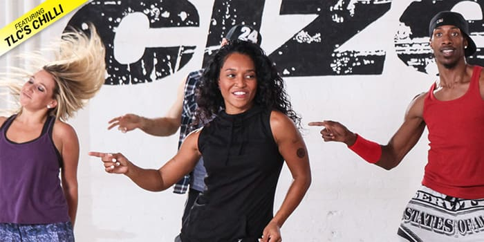 TLC's Chilli Joins Shaun T for a CIZE Workout Featuring Her New Single (Beachbody On Demand Exclusive)