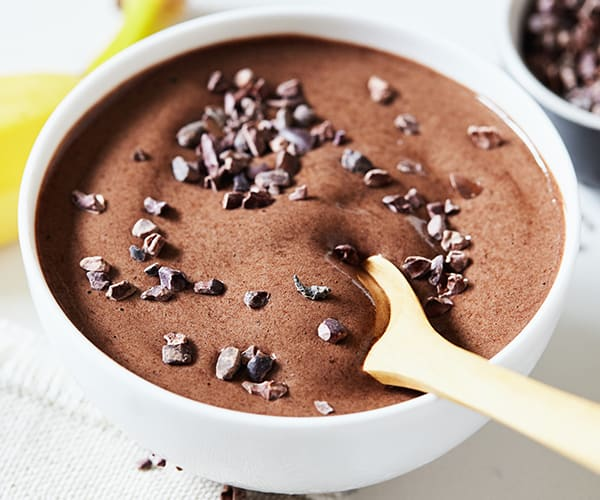 Cafe Latte Shakeology Chocolate Chip Ice Cream | BeachbodyBlog.com