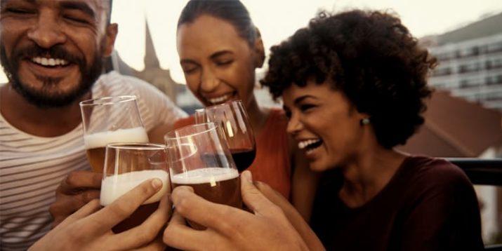 Loosing Weight But Still Drinking Wine