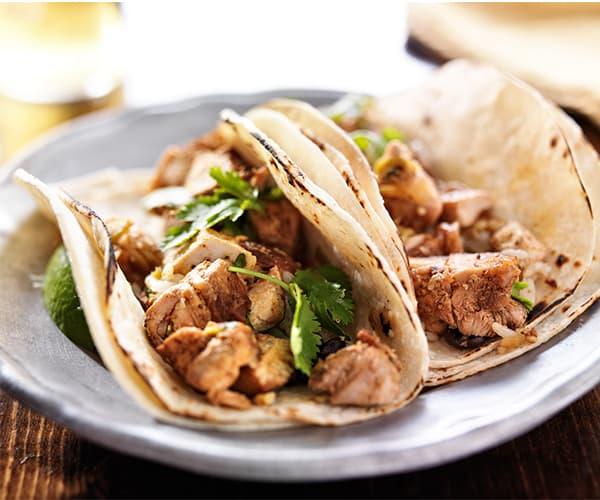 Chicken Tacos Recipe   BeachbodyBlog.com