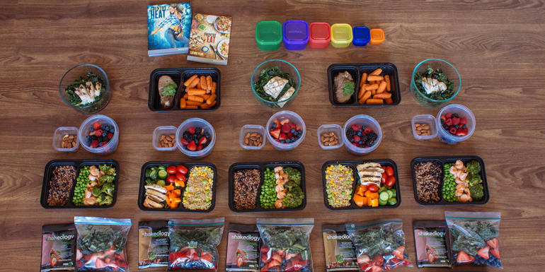 Country Heat Meal Prep for the 1,800–2,099 Calorie Level