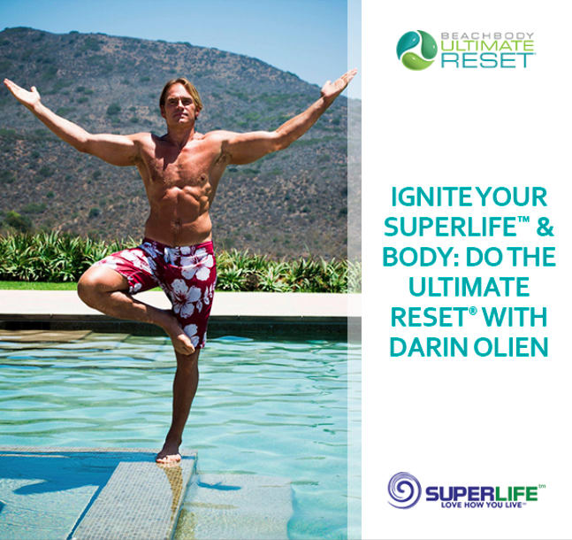 Darin Olien Superlife Ultimate Reset Challenge