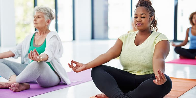 Does Yoga Work for Weight Loss?