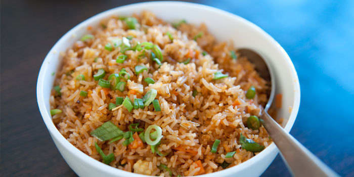 Easy fried rice recipe 10 minute prep time the beachbody blog ccuart Images