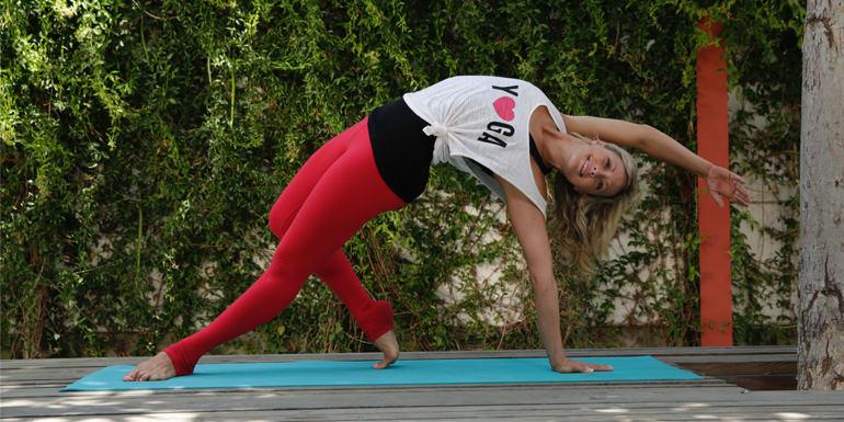 Feeling Stuck? Yoga Poses to Help You Feel More Creative