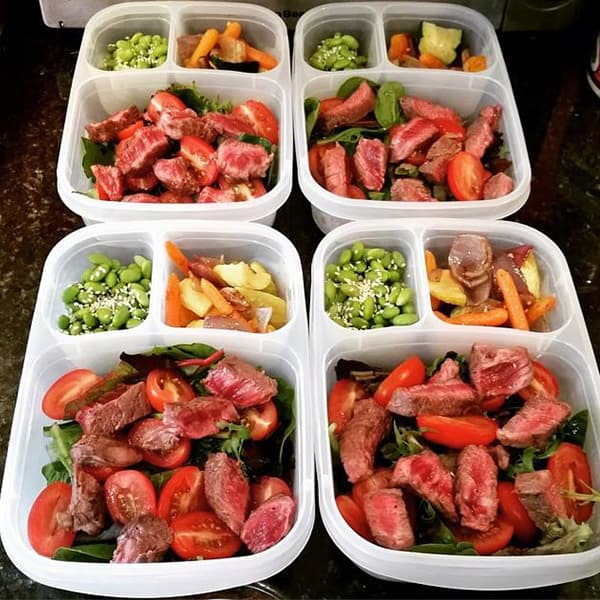 Meal Prep by kmtbfit