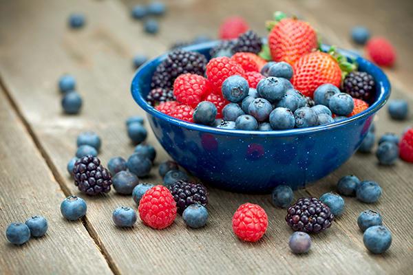 Foods that improve short term memory loss