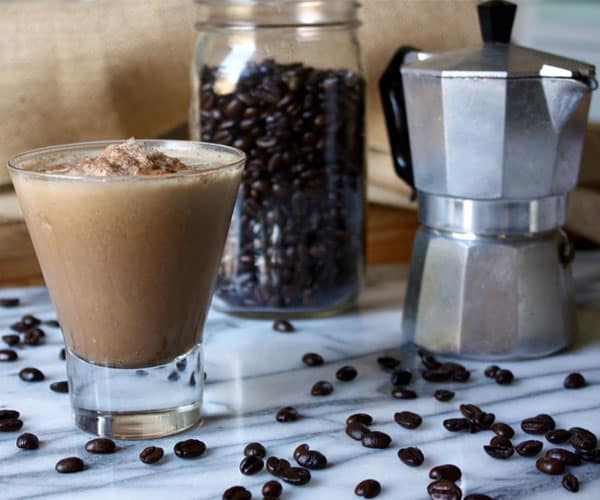 Frozen Thai Iced Coffee | BeachbodyBlog.com