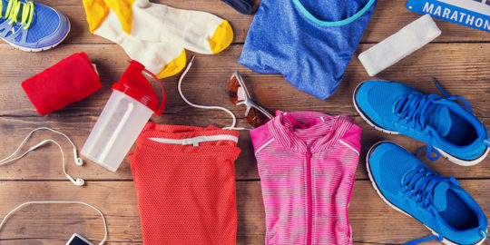 The Best Way to Get the Smell Out of Your Workout Clothes