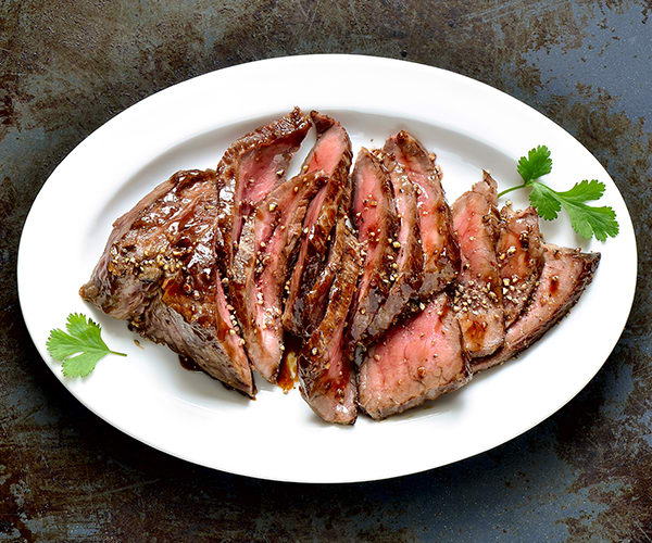 Ginger Soy Flank Steak | BeachbodyBlog.com