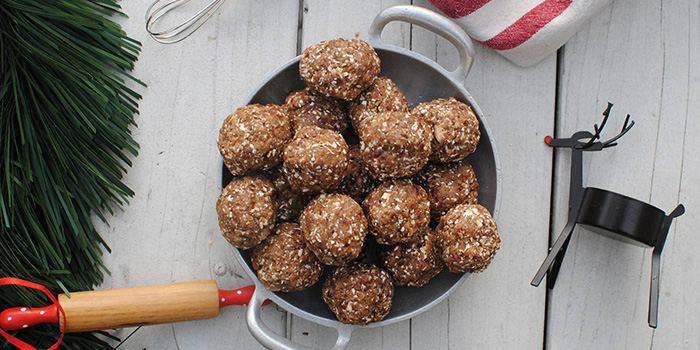 Gingerbread Balls | BeachbodyBlog.com