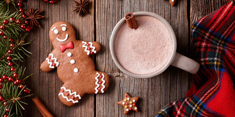 Gingerbread Man Shakeology
