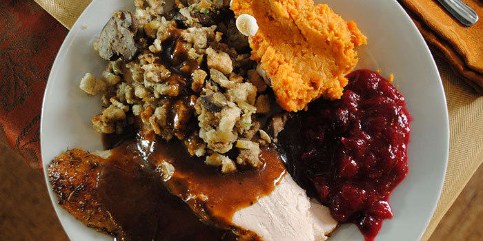 ountdown to Thanksgiving:Dos and Don'ts for Filling Your Plate