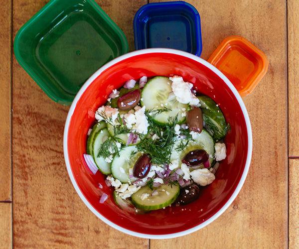 Greek Cucumber Salad | BeachbodyBlog.com