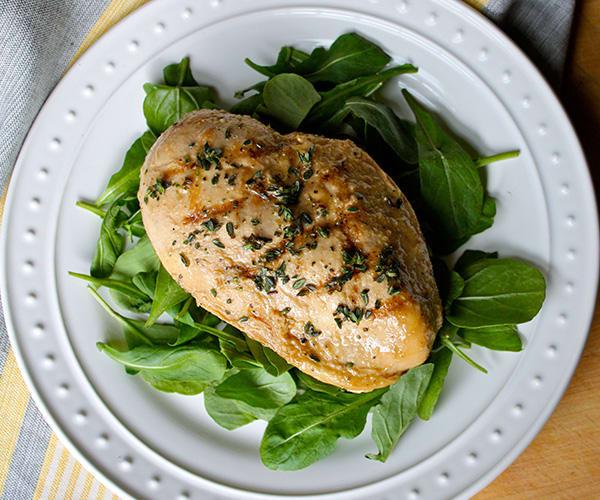 Grilled Chicken Dijon
