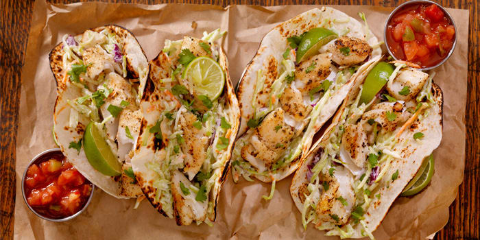Grilled Fish Tacos Recipe | BeachbodyBlog.com