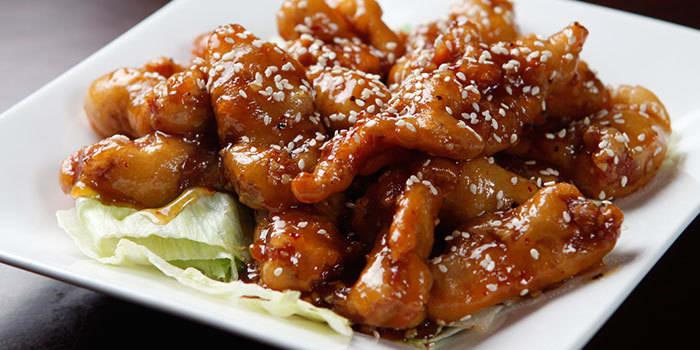Healthier General Tso's Chicken Recipe