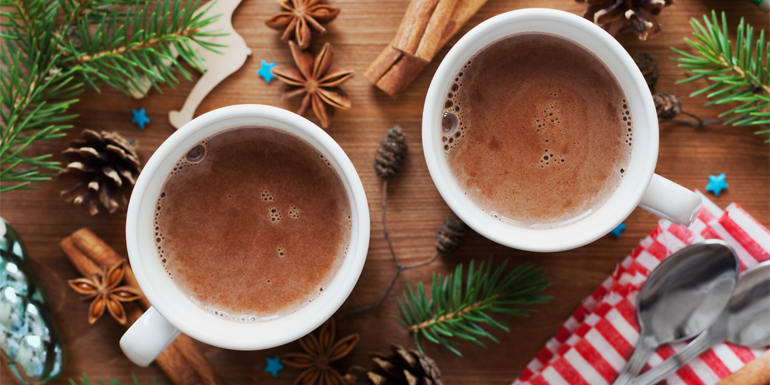Hot Chocolate Shakeology Recipes