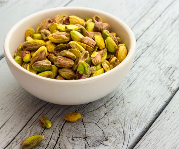 Healthy Snacks for Work Under 200 Calories - Pistachios