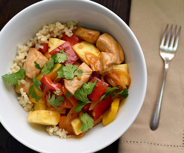 Sweet and Sour Pork Recipe | BeachbodyBlog.com