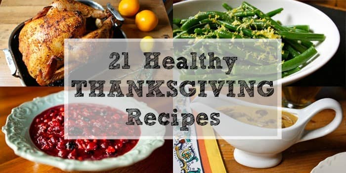 21 healthy thanksgiving recipes the beachbody blog forumfinder Image collections