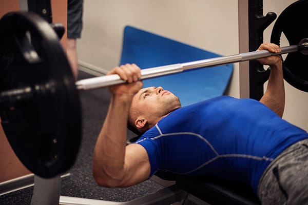 How Much Weight Should You Be Lifting?