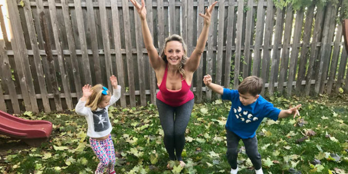 How to Share Yoga With Your Kids