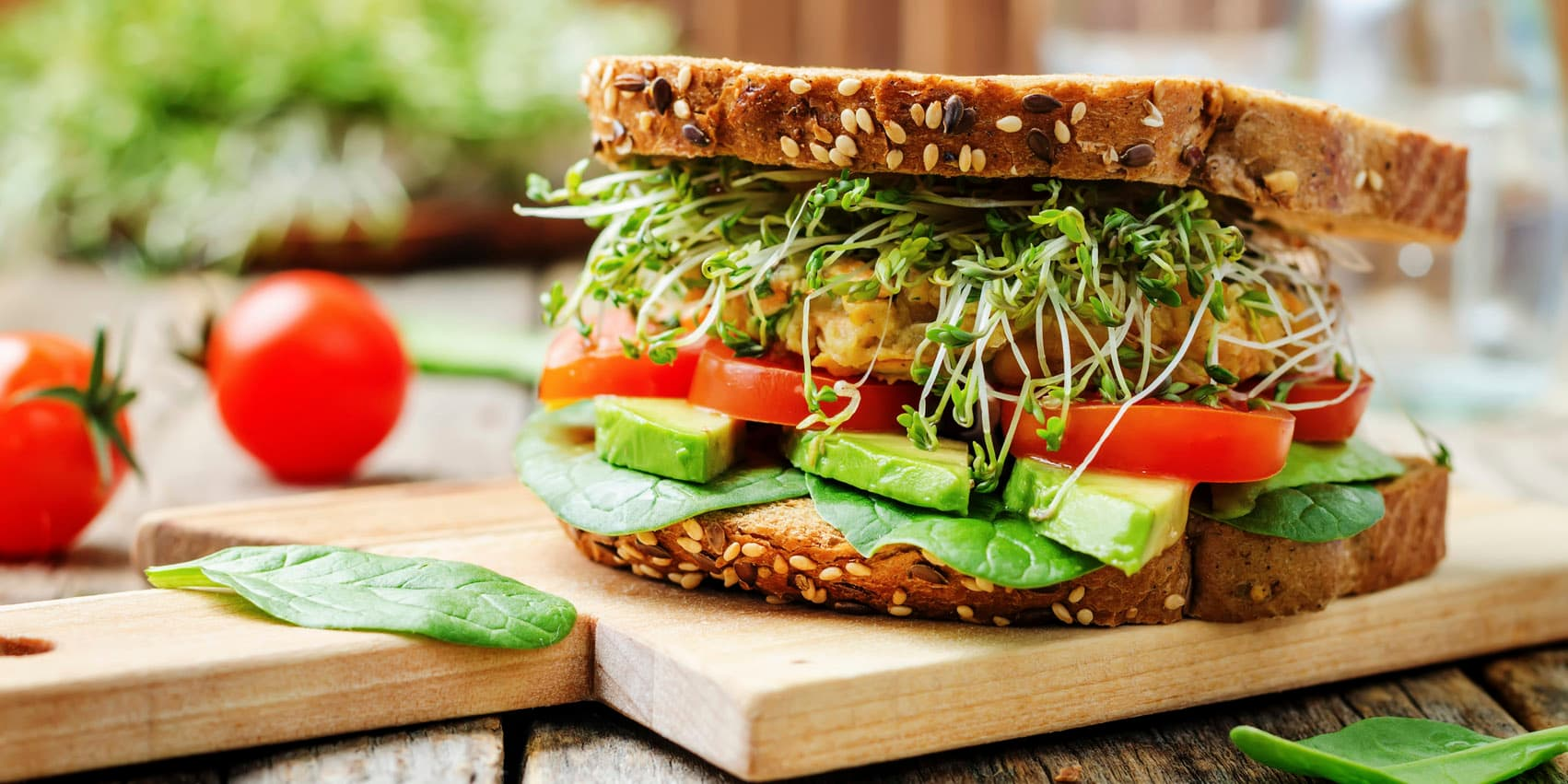 How to Build a Healthy Sandwich Like a Boss | The