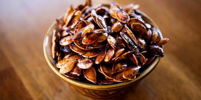 How to Make Spiced Seeds