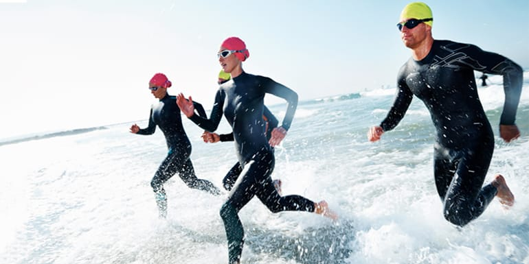 How to Train for Your First Triathlon