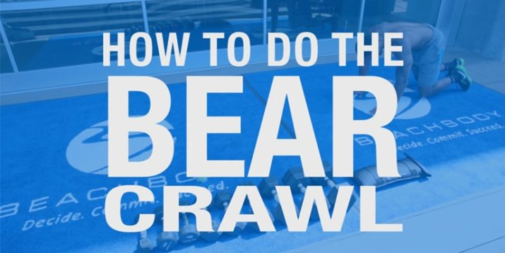 How to Do the Bear Crawl