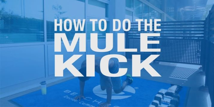 How to Do the Mule Kick