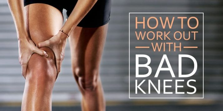 Ask the Expert: What Is the Best Workout for Those With Bad Knees?
