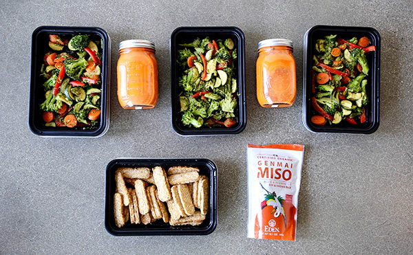 How to Meal Prep for Ultimate Reset (Phase Three)