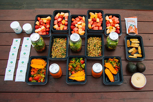 Use This Simple Guide to Meal Prep for Ultimate Reset Phase Two
