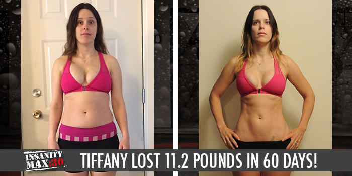 Transformation Tuesday: Tiffany Lost 11 2 Pounds with