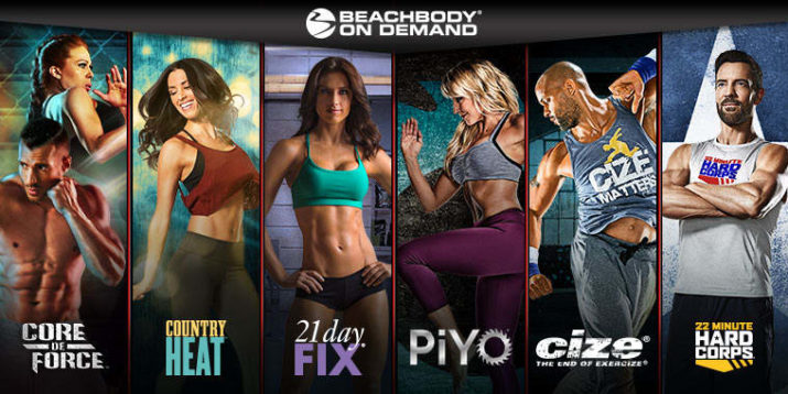 Image result for BeachBody programs,