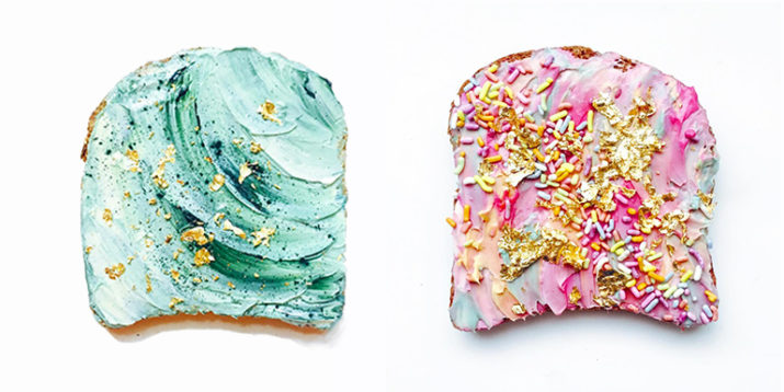 Is Unicorn Toast Healthy?