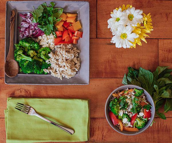 Italian Veggie Pasta Salad | BeachbodyBlog.com
