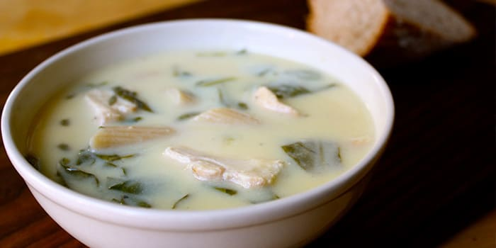 Greek Lemon Chicken Soup Recipe | The Beachbody Blog
