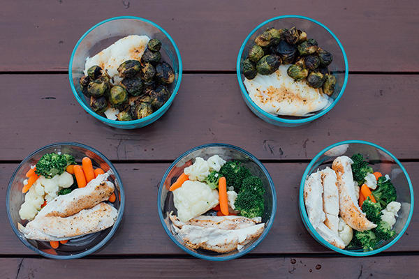 Master's Hammer and Chisel Grain-Free Meal Prep Dinners