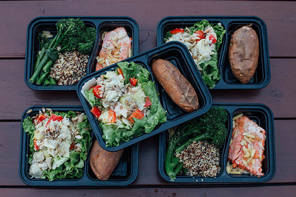 Master's Hammer and Chisel Grain-Free Meal Prep Lunches