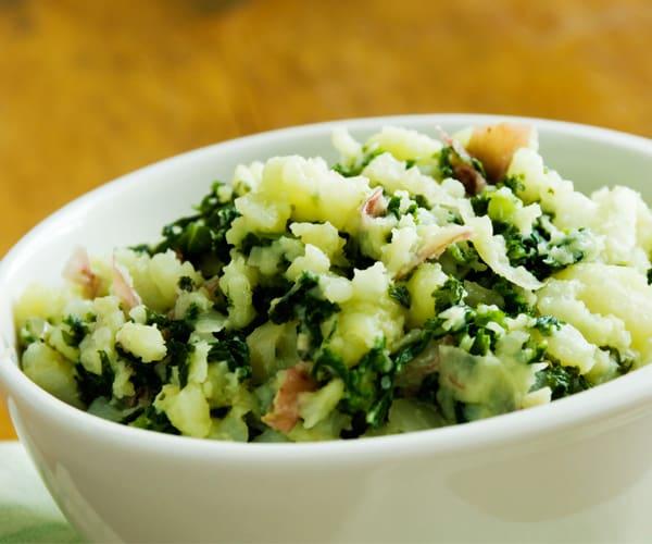 Mashed Potatoes with Kale | BeachbodyBlog.com