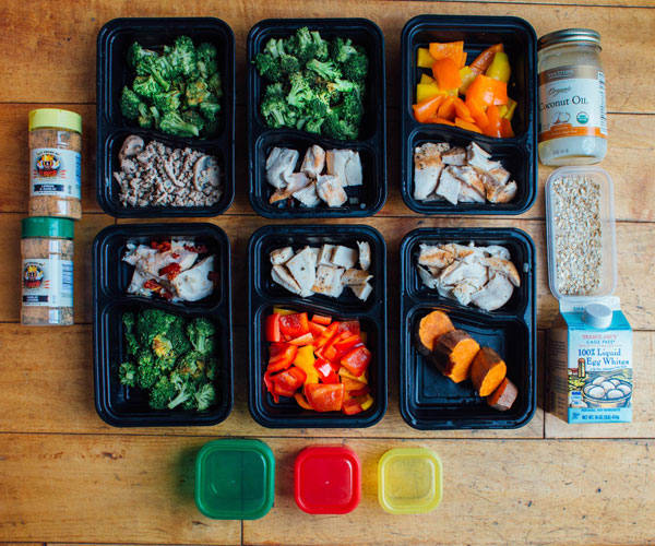 Meal Prep Monday Containers