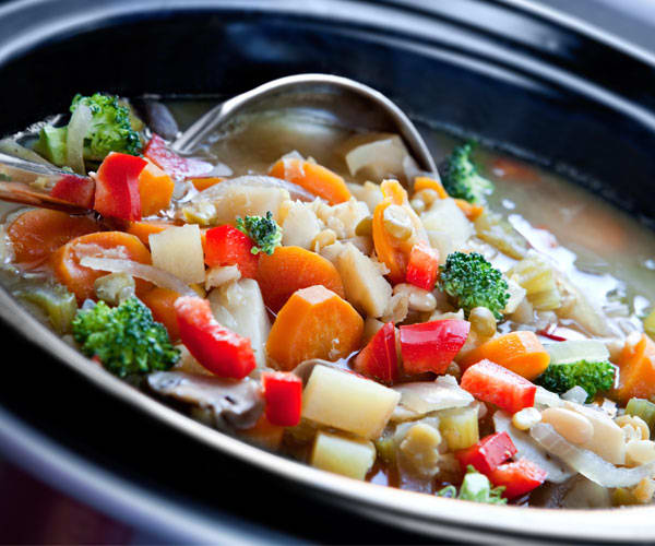 Meal Prep Monday Slow Cooker