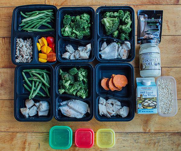 Meal Prep Mondays - Week 11 Tuesday, Thursday Meals