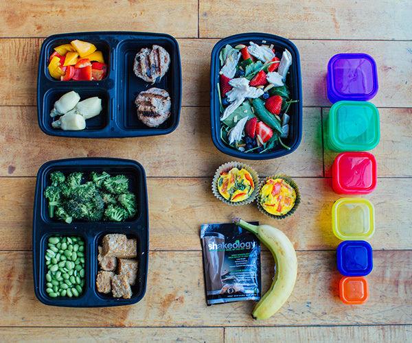 Meal Prep Mondays - Week 11 Monday, Wednesday, Friday Meals