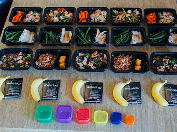 Meal Prep Mondays Week 17