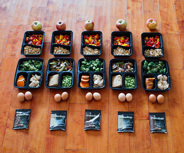 Meal Prep Mondays Week 4