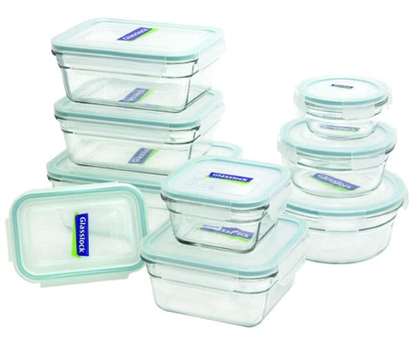 Meal Prep Gift Guide Glass Containers